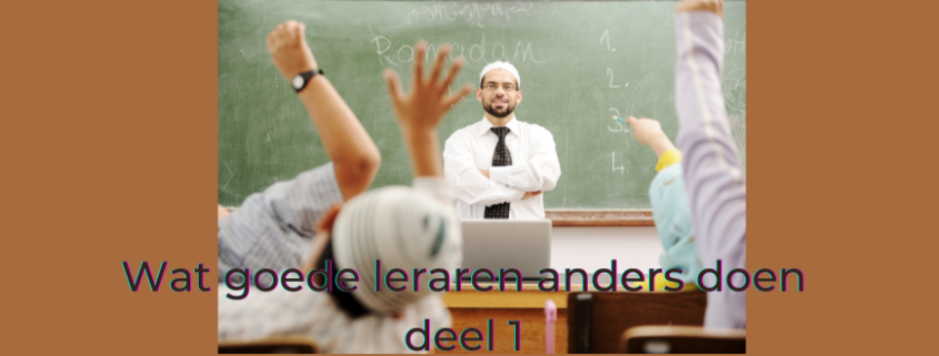 Goede leraren 3